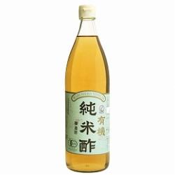男女兼用 マルシマ 本店 有機純米酢 900ml