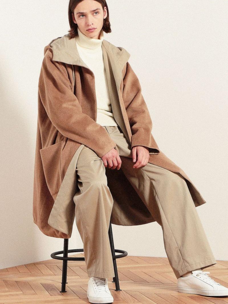 <title>TOMORROWLAND メンズ コート ジャケット トゥモローランド GALERIE VIE 即納最大半額 WEB先行予約 キャメルビーバー リバーシブルフーデッドコート ジャケットその他 送料無料 Rakuten Fashion</title>