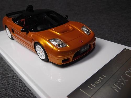 WIT'S W68 1/43 ホンダ NSX タイプR NA2 オレンジパール