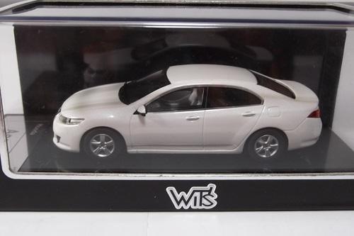 WIT'S W102 1/43 ホンダ アコード 24TL ホワイトパール