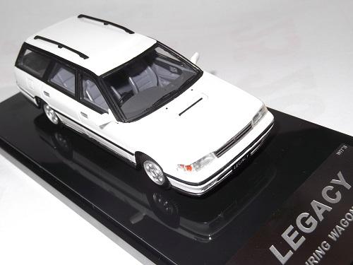 Wit's W603 1/43 レガシー Touring Wagon 2.0GT Ceramic White