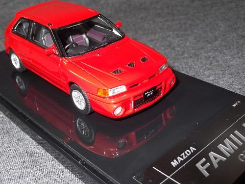 誕生日プレゼント WIT'S W602 WIT'S 1/43 W602 FAMILIA GT-R GT-R ブレイズレッド, 東久留米市:3704f7a1 --- clftranspo.dominiotemporario.com
