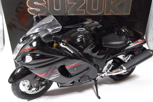Wit's BS128 1/12 SUZUKI GSX1300R 隼 グラス スパークル ブラック
