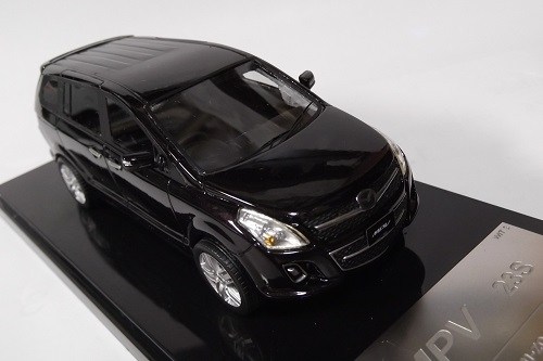 WIT'S CMZ469 1/43 MAZDA MPV 23S ラディアントエボニーマイカ