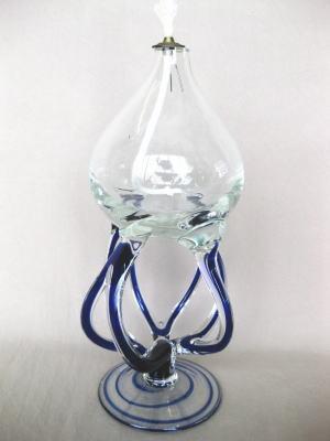 【送料無料】ガラス製オイルランプ【YDKG】レトロアンティークギフトプレゼント【あす楽_土曜営業】【あす楽_日曜営業】