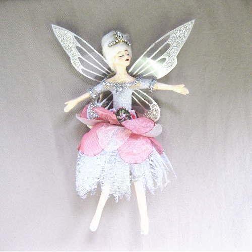 【ペタルフェアリー】妖精 フェアリー 吊り飾り ギフト プレゼント