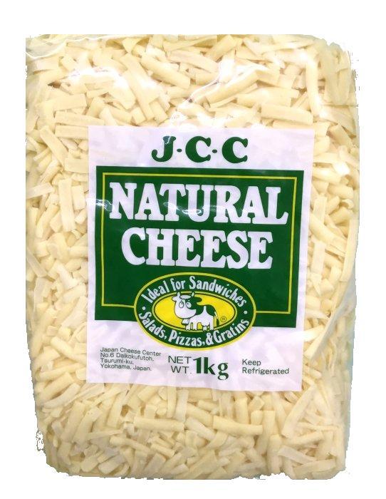JCCナチュラル ミックスチーズ 1kg×10
