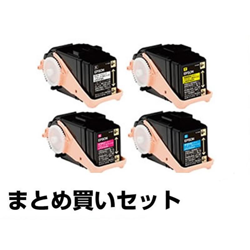 LPC3T35 トナー エプソン LP-S6160 LPC3T35 4色 環境推進 純正