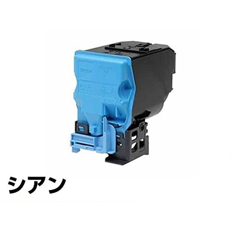 LPC4T11CV トナー エプソン LP-S950 青 シアン 環境推進 純正