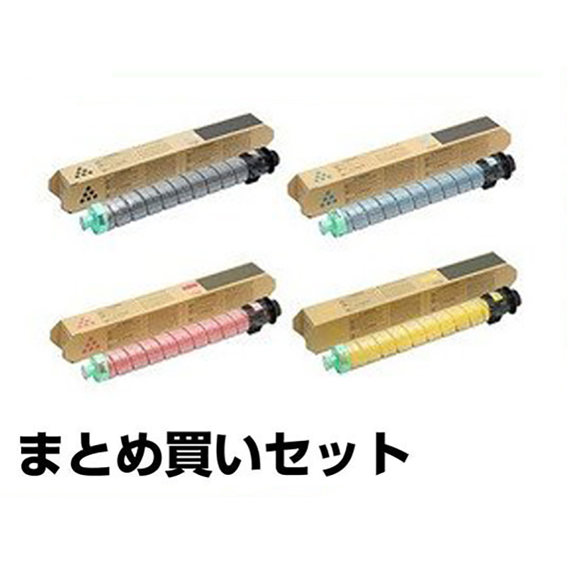 SP トナー C840H リコー SP C840H IPSiO SPC840 SPC841 4色 純正