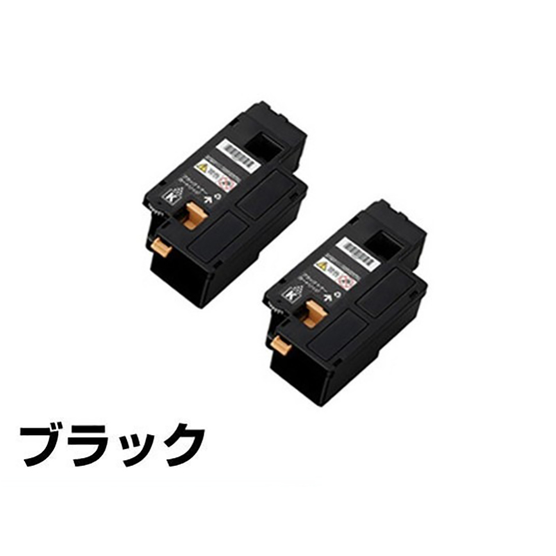 CT201761 トナー ゼロックス DocuPrint CP200 黒 ブラック 大容量 2本 純正