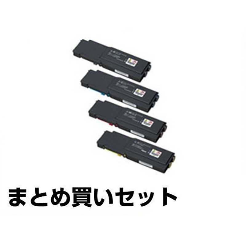 PR-L5900C トナー NEC PR-L5900C-19 13 12 11 4色 黒大容量 純正