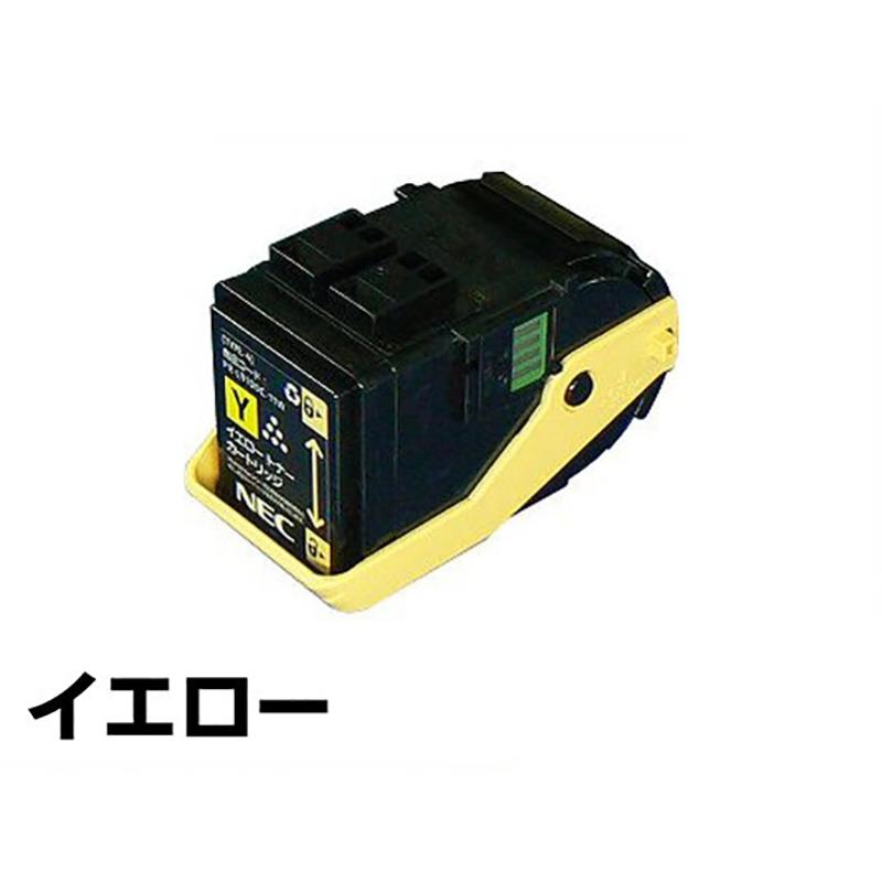 PR-L9100C トナー NEC PR-L9100C-11 トナー 黄 イエロー 純正