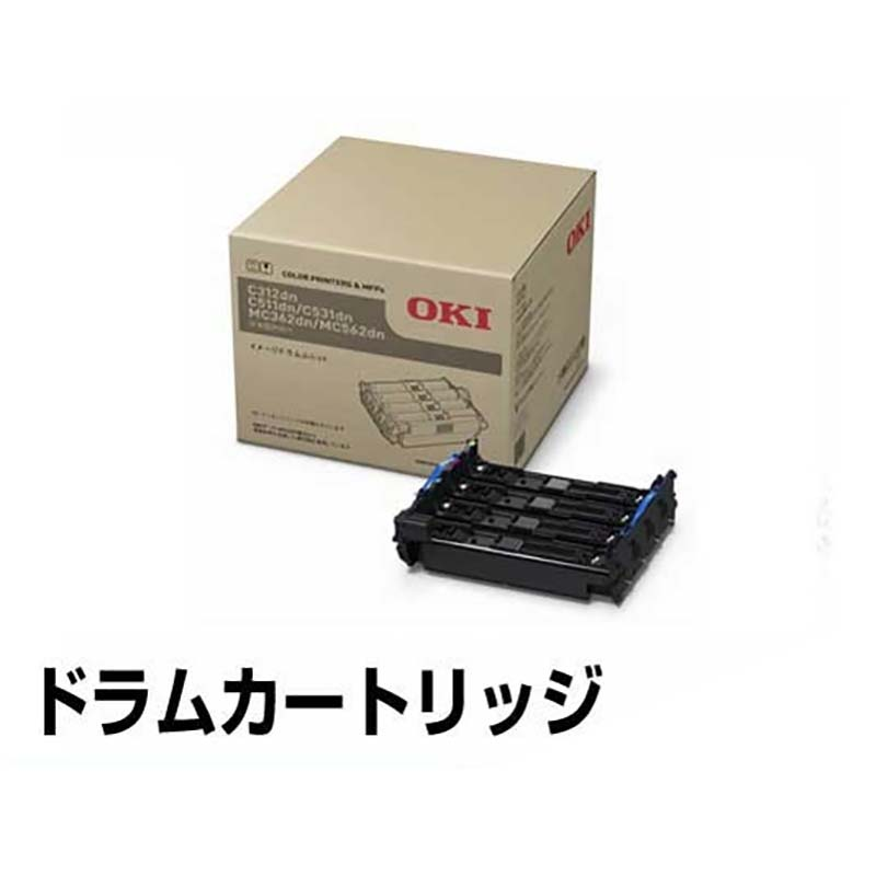 ID-C4MA ドラム OKI MC362 C312 MC562 C531 C511 感光体 純正