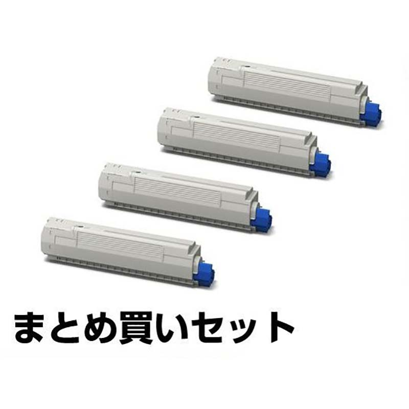 TNR-C3LK2 C2 M2 Y2 トナー OKI MC863dnw MC883dnw C811 C841 4色 大容量 純正