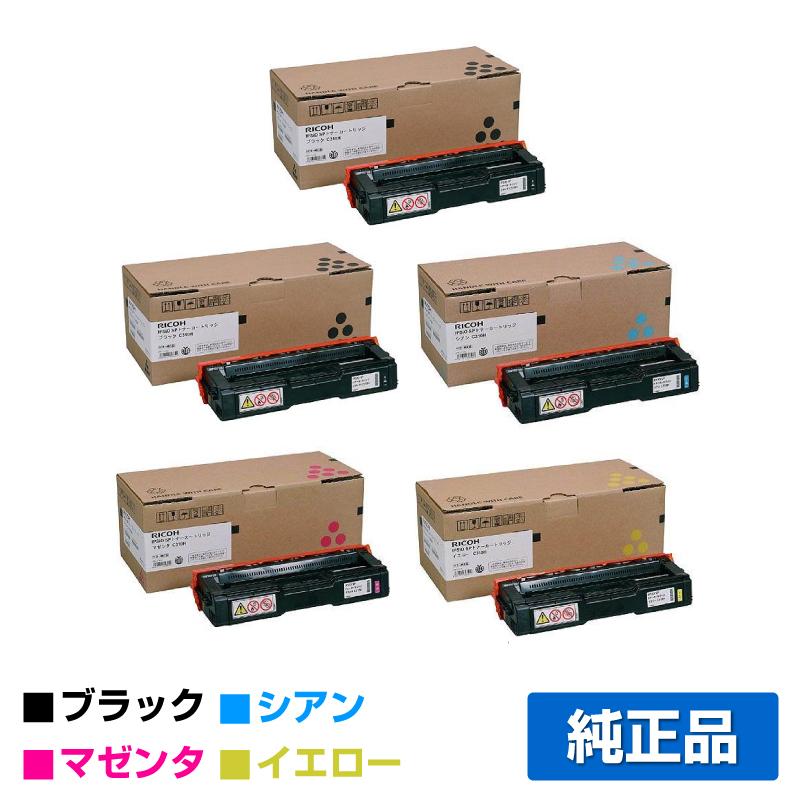 SP トナー C310H リコー SP C310H IPSiO SPC310 SPC320 4色黒1本 純正354ALRj