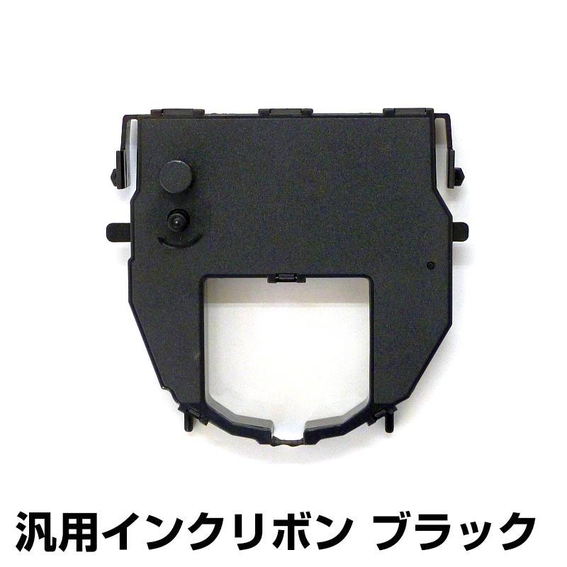 沖縄県配送不可 リコー RICOH CRR394リボンカートリッジ 黒 新商品!新型 ブラック ポイント3倍 CRR394 汎用 セットアップ 6本 用リボンカセット 5577-M01