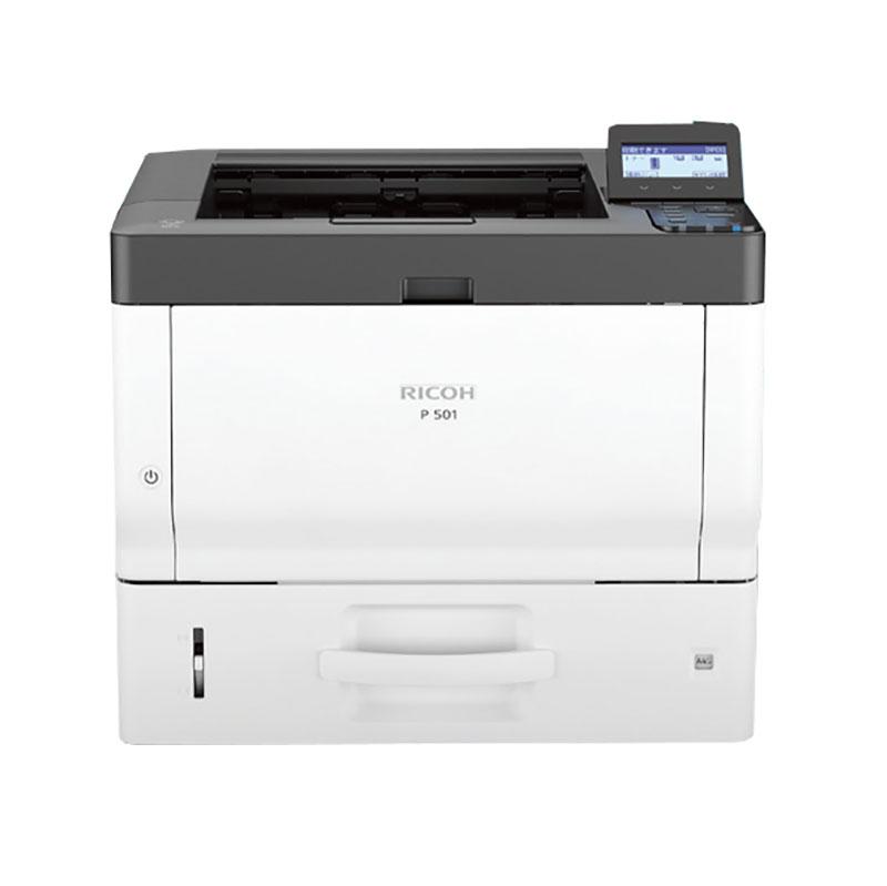 リコー RICOH P500 A4モノクロレーザープリンター 印刷速度35枚 514201 【メーカー直送品】【】