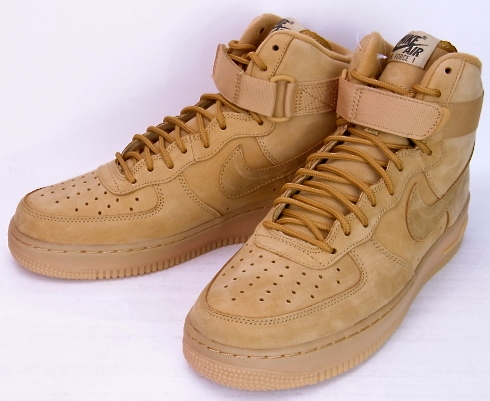 huge selection of 49b52 c7c05 2015 HIGH 07 LV8 WHEAT, NIKE AIR FORCE 1 Nike Air Force 1 high wheat FLAX  FLAX-OUTDOOR GREEN 806403-200