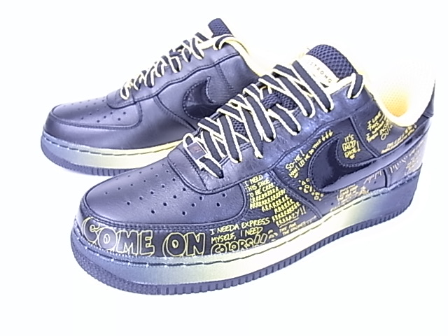 NIKE AIR FORCE 1 SPRM IO '08 LAF Busy P LIVESTRONG