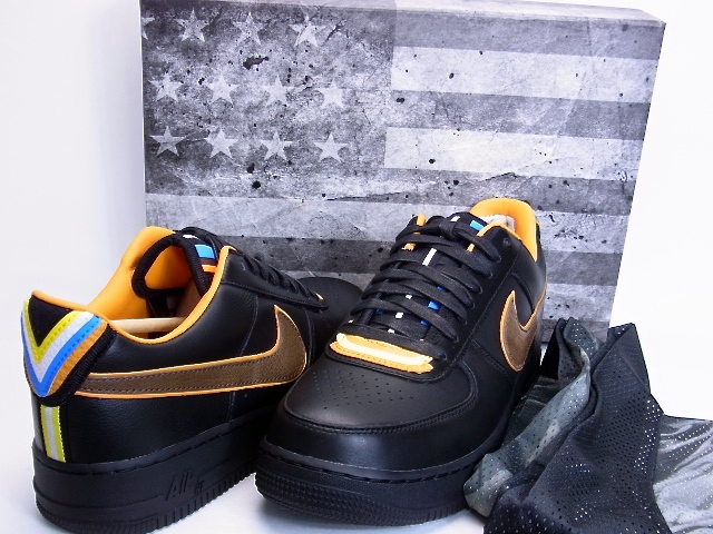 more photos 812f7 b9d36 NIKE AIR FORCE 1 LOW SP/TISCI NIKE + R. T. RICCARDO TISCI Nike Air Force 1  Lo Ricardo, such 677130-200