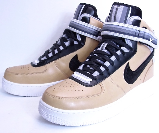 competitive price 45894 c88eb NIKE AIR FORCE 1 MID SPTISCI NIKE + R. T. RICCARDO TISCI Nike Air Force 1  mid Ricardo, such 677130-200