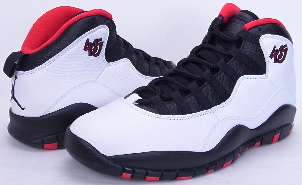 NIKE AIR JORDAN RETRO 10 DOUBLE NICKEL Nike Air Jordan retro 10 double  nickel 310805-102