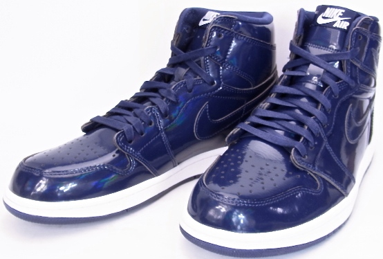 new styles fcdb5 dcb4c NIKE AIR JORDAN 1 RETRO HI OG LASER Nike Air Jordan 1 retro high laser  705289-100