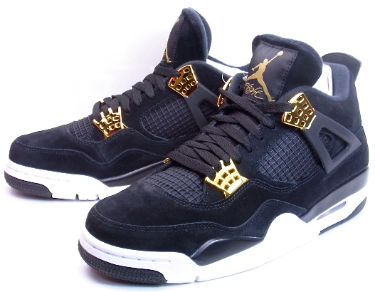 jordans 4 retro royalty