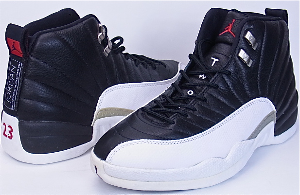 info for c3cf2 90d5e ... new arrivals 12 12 original nike air jordan black white nike air jordan  chicago bulls 136001