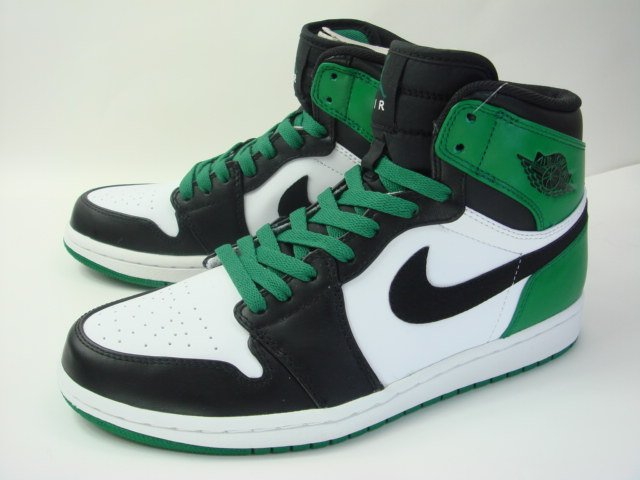 297a1f96c3ae  Selling Nike Air Jordan difanning moments Pack 1 retro high Celtic