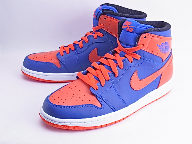 online store c2891 09070 NIKE AIR JORDAN 1 RETRO OG New York Knicks Nike Air Jordan 1 retro Hi OG  Nick color
