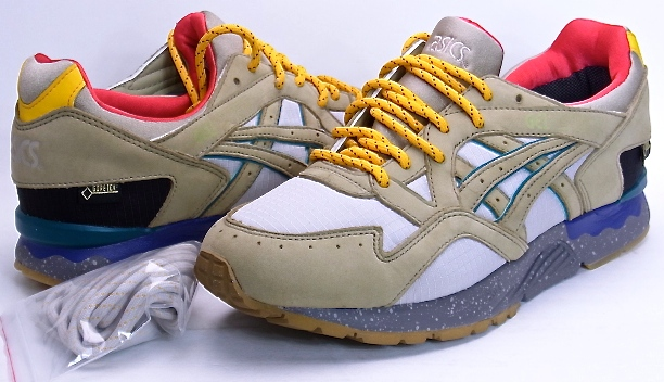 asics gore tex walking