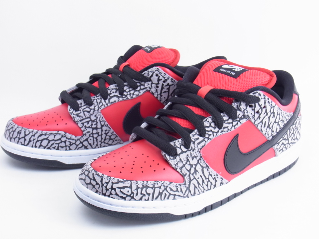 sports shoes a3fea ebf6d NIKE DUNK LOW PREMIUM SB SUPREME Nike Dunk low premium SB Supreme 313170-600