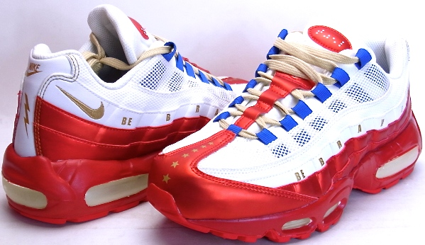 huge selection of 001f6 bad69 Categories. « All Categories · Shoes · Men's Shoes · Sneakers · NIKE AIR  MAX 95 LE DB Doernbecher 2011 ...