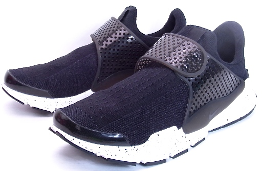 new products 68098 d8257 NIKE SOCK DART SE Black White OREO Nike sock dirt black white Oreo color  833124-001