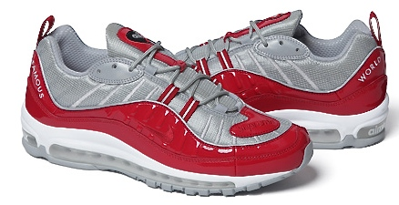 more photos 4e707 d0c6b NIKE AIR MAX 98 SUPREME Supreme air max 98 Red Nike Air Max 98 Supreme  844694 - 600