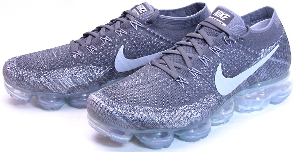 bb56d4b9822 2017 NIKE AIR VAPORMAX FLYKNIT dark grey black wolf grey asphalt air max  day Nike air vapor max fried food knit asphalt Air Max D 3.26 899