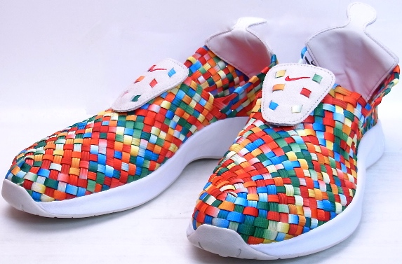 finest selection 7957f 3846d Multicolored red 898,028-001 grr premium NIKE AIR WOVEN PREMIUM Nike air