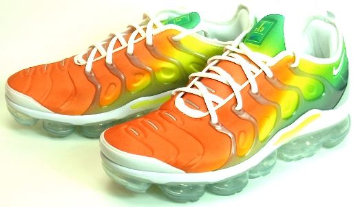 air max vapormax plus orange