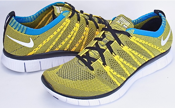 the latest b1b5d 5c73c ... NIKE FREE FLYKNIT HTM SP Yellow 5.0 Free Nike free フライニット HTM special  Fragment