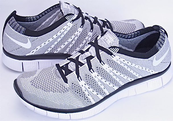 Cheap Nike Free 4.0 v2 Mens Running Shoes Wolf Grey