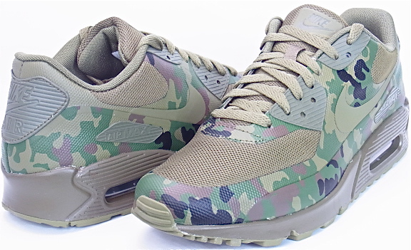 NIKE AIR MAX '90 JAPAN SP Kie Ney AMAX 90 Japan special COUNTRY CAMO PACK camouflage duck pack