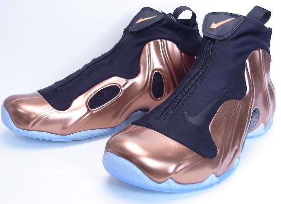 NIKE AIR FLIGHTPOSITE 2014 PRM COPPER naikieafuraitopojitto 2014高級庫巴658109-800