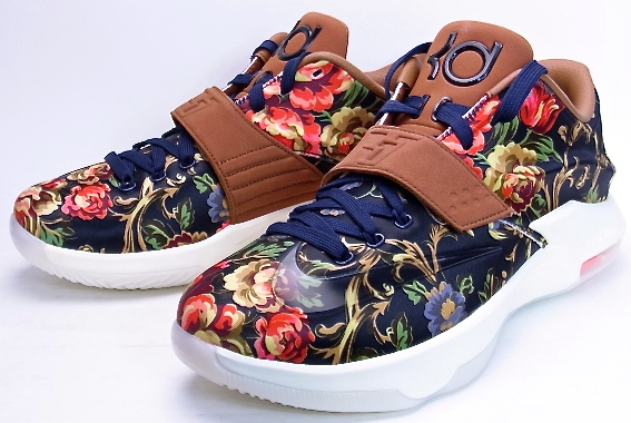 78443ef122 NIKE KD VII EXT FLORAL QS Nike Kevin Durant 7 extra floral quick strike  726438-400