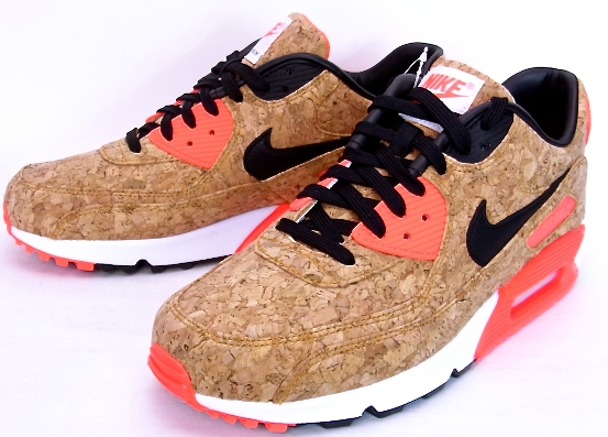san francisco 15fe9 7c9e6 ... get anniversary cork 25th infrared nike air max 90 nike air max 90  anniversary cork 25th