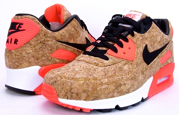 reputable site 25300 966bb ANNIVERSARY CORK 25th Infrared, NIKE AIR MAX 90 Nike Air Max 90 anniversary  Cork 25th anniversary commemorative infra red 725235-706