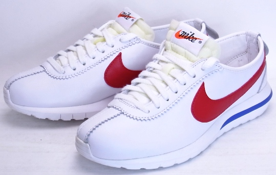 NIKE ROSHE CORTEZ NM SP White/Red Nike Ros Cortez special Blue Ribbon  sports roslan 806952-164