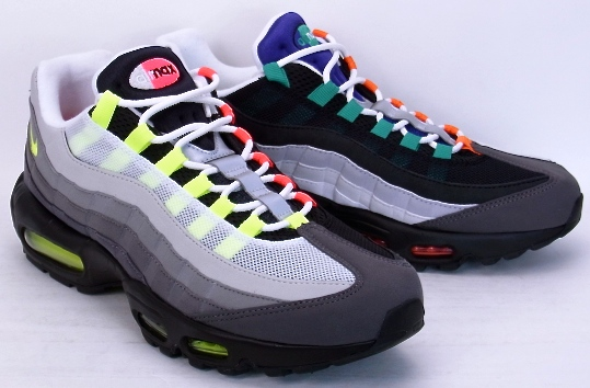 check out f753d 509d4 NIKE AIR MAX 95 OG QS GREEDY WHAT THE AIR MAX 95 20th anniversary Nike Air  Max 95 OG quick strike greedy fat the Air Max 95 20 years anniversary ...