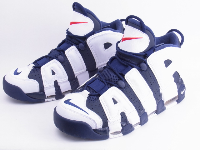 Nike Air More Uptempo Olympic Size 11